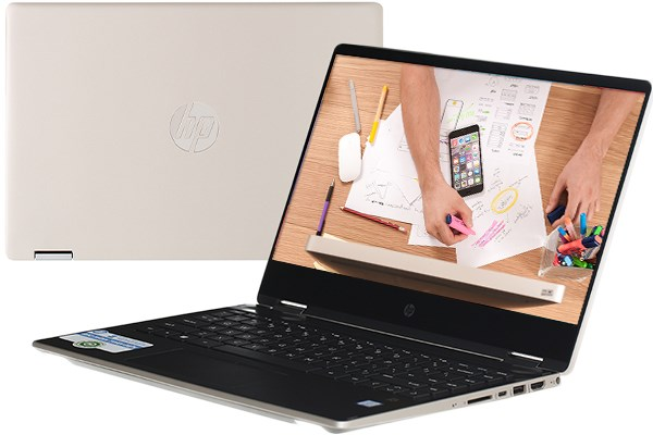 Laptop HP Palivion X360