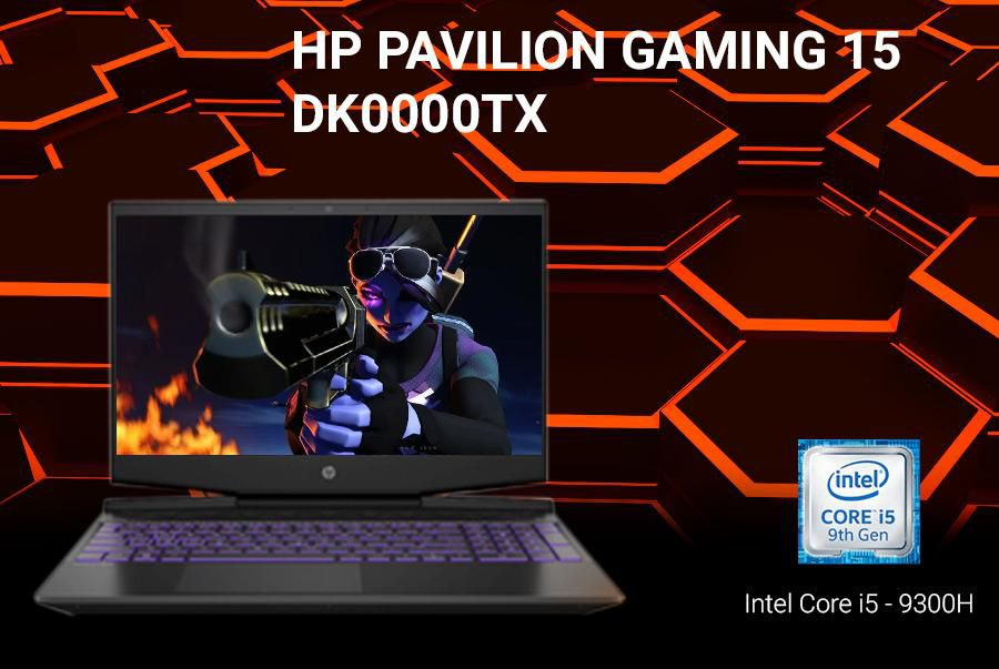 Laptop HP Gaming 15