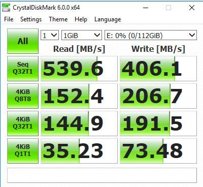 Ổ cứng SSD 256GB Lexar NS100 2.5-Inch SATA III 6